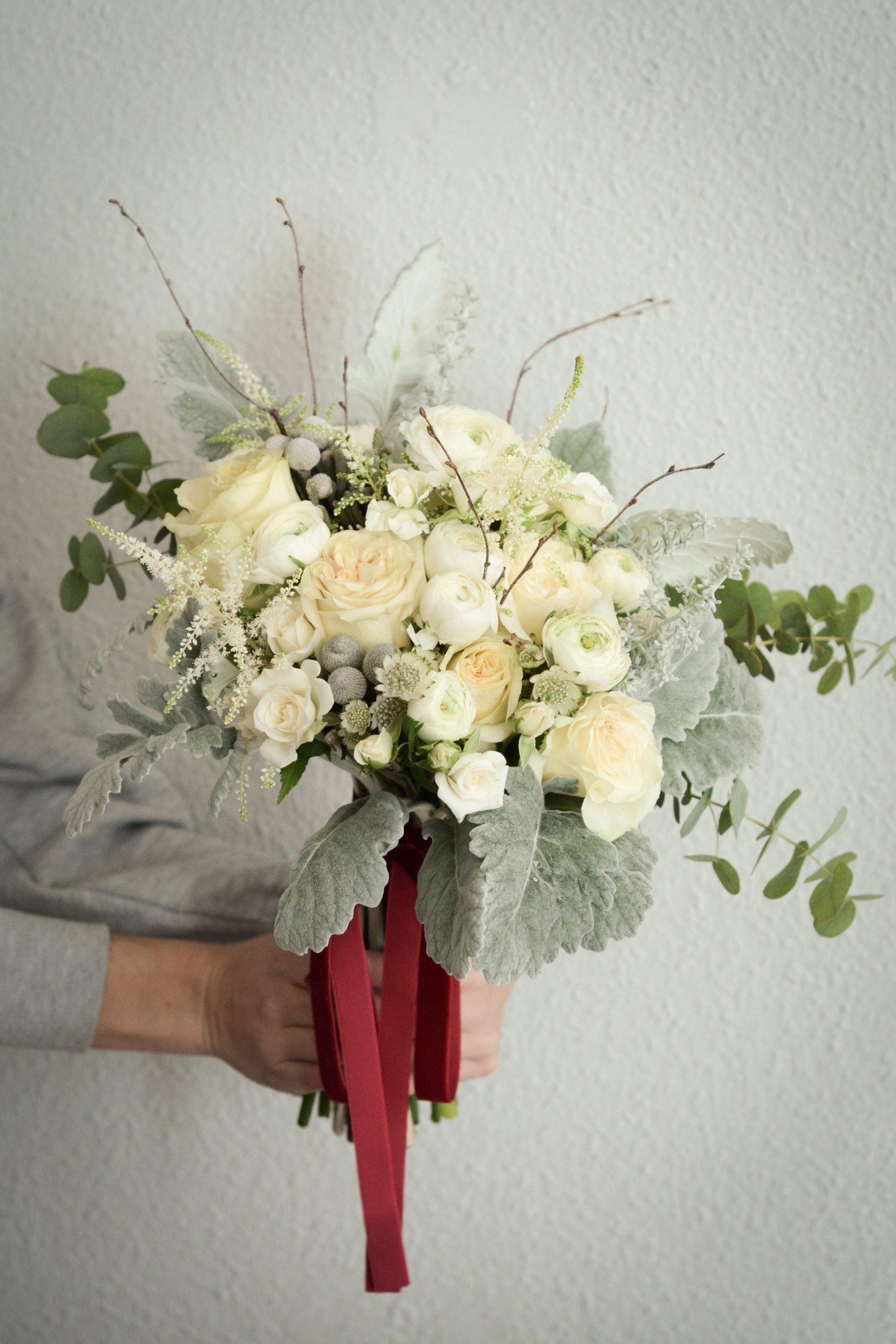Ramo de novia invernal LOVE&FEST