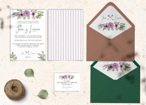 Colección Lavender