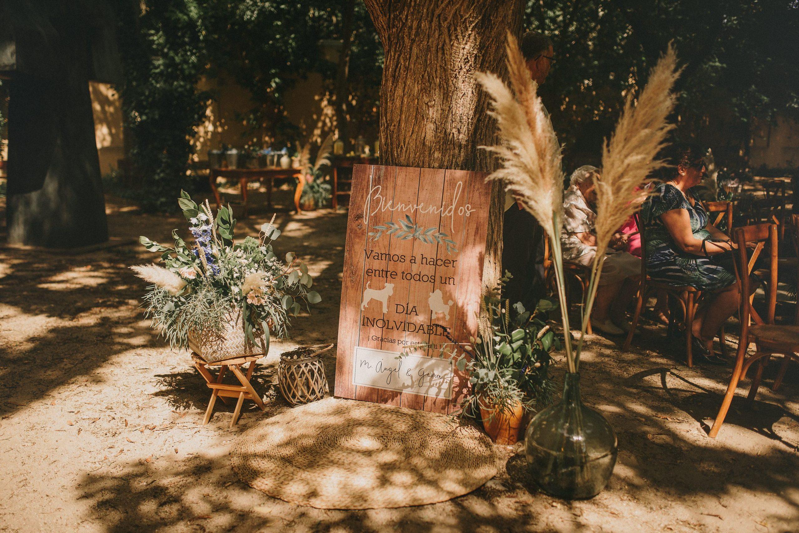 Boda Miguel Angel y Gema Love&Fest