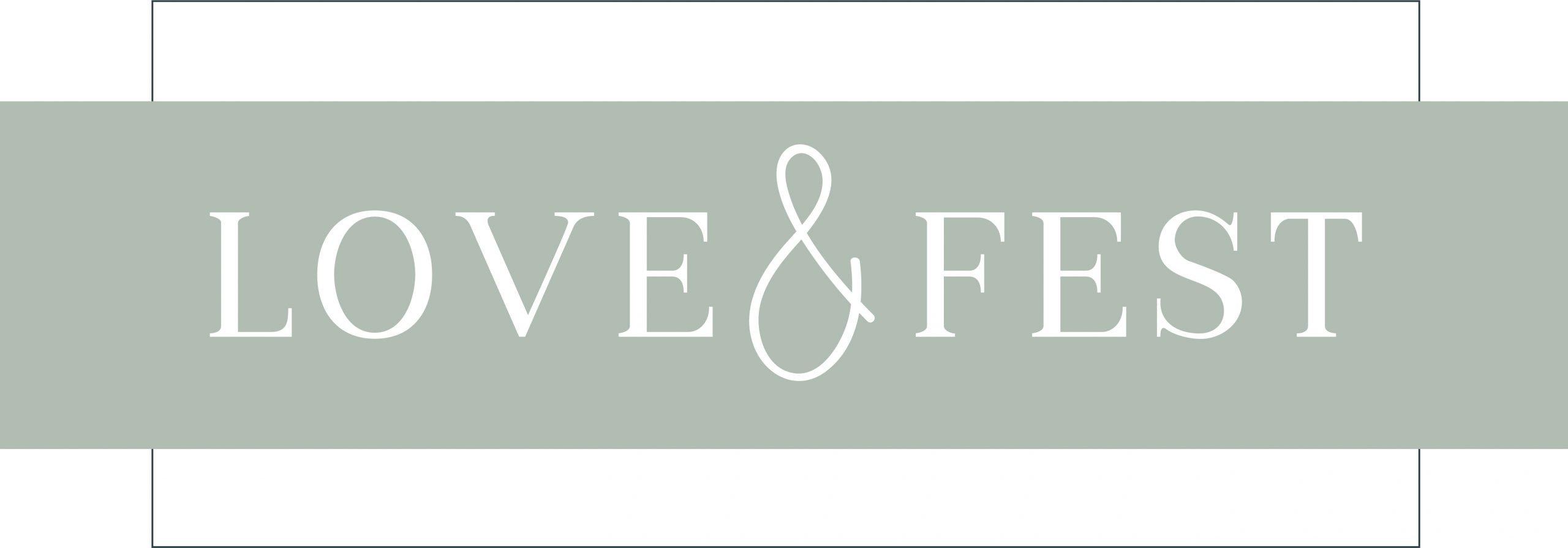LOVE&FEST LOGO