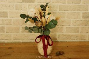 Jarrón cerámica Navidad LOVE&FEST
