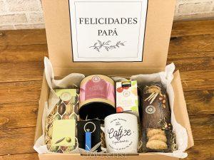 caja regalo Dia del Padre